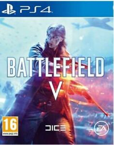 Battlefield V (Playstation 4 PS4) Great Condition