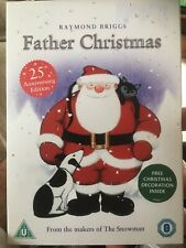 Father Christmas (25th Anniversary Edition) [DVD] NEW AND SEALED