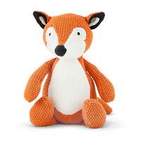 LILY & GEORGE - WILD ONES MR. FOX STUFFED SOFT ANIMAL PLUSH TOY 32cm H **NEW**