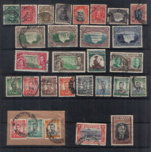 Southern Rhodesia Early Used Collection