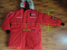 Snow Goose Canada Goose resolute parka expedition,76cm chest fit to xxl-3xl .Neu