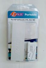 Florida Sun Pass Portable Toll Road Transponder, Epass Compatible * New *