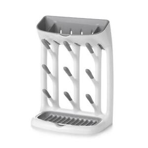 OXO Tot Space Saving Drying Rack - Grey | Bottles , Feeding Cups