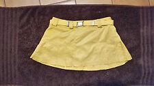 Adidas Stella mcCartney tennis skirt - XS - yellow - NWT - RARE