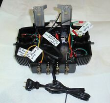 Upgraded Lionel ZW Modification - Add Power Switch & Bell Ringing Diode New Cord