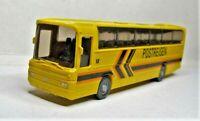 Wiking 1:87 Mercedes Benz O 303 RHD Reisebus Sonderfarbe gelb Postreisen
