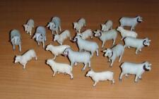 20 Schafe Tiere für Bauernhof Neu