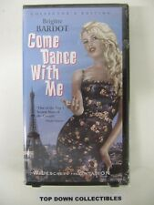 Brigitte Bardot,  Come Dance With Me    VHS Movie   Unopened
