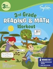 3rd Grade Reading & Math Workout: Activities, Exercises, and Tips to Help Catch