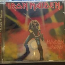 Iron Maiden Japan Complete Live Chapter Killers CD 17 Tracks