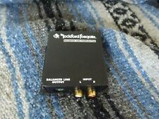 Rockford Fosgate Balanced Line Transmitter BLT Old School  Free Shipping USA