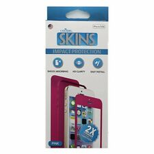 Liquipel Skins Full Body Soft Pink Screen Protector for iPhone 5 5S