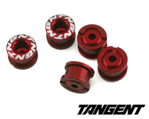 New Tangent RED BMX Racing Chainring Bolts 5 pack 4mm