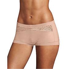 3caf4f1cb2b Maidenform Womens Dream Boyshort Panty - Choose Sz color Evening Blush rose  Petal 5