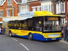 AU62DWG Anglianbus 6x4 Quality Bus Photograph
