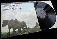Beethoven: Symphony No. 6 - Bruno Walter **Columbia 6-Eye MS 6012 ED1 Stereo**