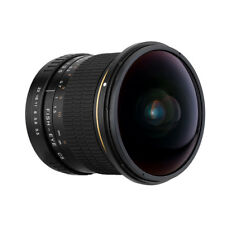 8mm f/3.0 Ultra Wide Angle Fisheye Lens for Canon EOS 5D II 70D 700D 600D