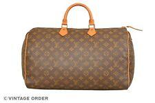 Louis Vuitton Monogram Speedy 40 Hand Bag M41522 - G00919
