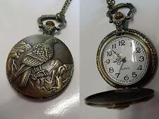 montre à gousset aigle
