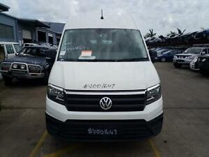 VOLKSWAGEN CRAFTER AUTO, FWD, DIESEL, 2.0, TWIN TURBO, SY1, RJJ CODE, 08/17- T