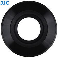 JJC ZO1442B Auto Lens Cap for Panasonic G Vario 12-32mm f/3.5-5.6 Olympus 17mm