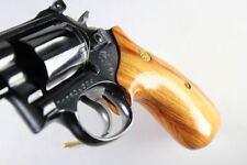 s&w grip Smith&Wesson K,L frame square butt New Hardwood Thailand Jaruwan.p