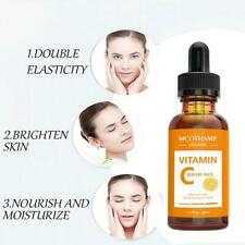 Vitamin C Serum with Hyaluronic Acid Best Anti Aging Skin Care Natural