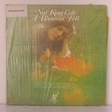 "Nat King Cole ‎– A Blossom Fell (Vinyl, 12"", LP, Compilation)"
