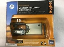 GE 45234 Wireless Color Video Camera with Receiver System Day/Night