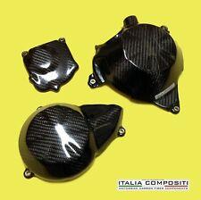 Kit protezione carter motore KAWASAKI Z750 2007-2014 - Fibra di carbonio
