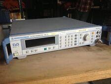 ROHDE & SCHWARZ TV TEST TRANSMITTER SFL-T 2084.4005.20 DVB-T