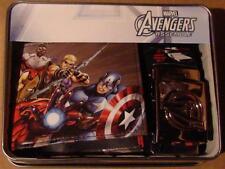 Marvel Avengers Assemble bidfold wallet and belt captain america iron man new