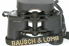 BAUSCH&LOUMB    CUSTOM  8 X 36   BINOCULARS...........SOCK KNOCKERS