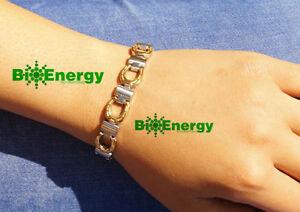 Magnetic Energy Power Bracelet Health Bio Armband Cuff Magnet wristband magnetic