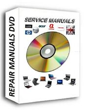Manuels de réparation d'ordinateur portable sur CD DVD HP compaq acer dell sony ibm manuel défectueux