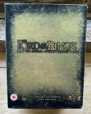 The Lord Of The Rings Trilogy Bundle ~ Extended Editions ~ Complete (DVD)