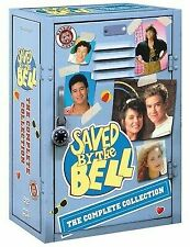 Saved by the Bell: The Complete Collection (DVD, 2018)