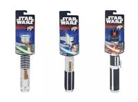 STAR WARS BLADEBUILDERS BASIC EXTENDING LIGHTSABER 4 TO CHOOSE LUKE SKYWALKER