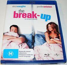 THE BREAK-UP -- (Blu-ray, 2010)
