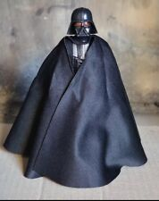 Custom Star Wars Black Series 6 Inch Black Cloth Cape Dark Vader Not Figure