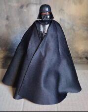 Custom Star Wars Black Series 6 Inch Black Cloth Cape Dark Vader For Figure