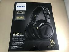 PHILIPS DJ Headphone enclosed type / over-ear / remote control with microphone /