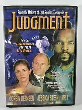 Judgement DVD