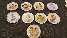 Lot Of 21 Vintage Avon Mothers Day Plates 5""