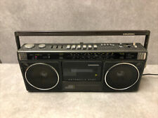 Vintage Grundig RR 455a Stereo Radio Recorder / Kassettenspieler 4 Band | #4