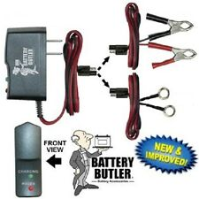 battery butler 6 volt tender storage trickle charger