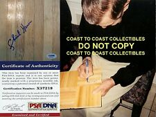 CHICK HEARN,LA,LOS ANGELES LAKERS,SIGNED,AUTOGRAPHED,FLOORBOARD,PSA,PROOF,RARE