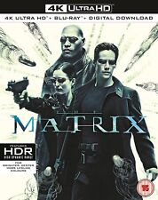 The Matrix (4K Ultra HD)