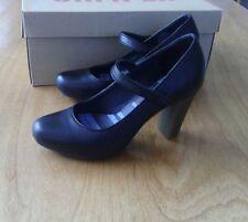 Pumps, Classics Block Solid Casual Heels for Women
