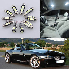 NEWEST Error Free White Light Interior LED Package 7x for BMW E85 Z4 03-08 L6